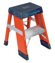 Louisville Ladder® FY8000 Series Industrial Fiberglass Step Stands
