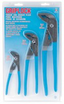 Channellock® Griplock® Tongue and Groove Plier Sets