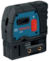 Bosch Power Tools 5-Point Self-Leveling Alignment Lasers