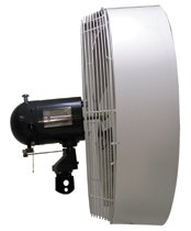 Portable High Pressure Misting Fan Heads