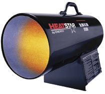 HeatStar Portable Propane/Natural Gas Forced Air Heaters