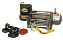 12 Volt DC Electric Winches