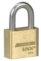 American Lock® Brass Bodied Padlocks (Blade Cylinder)