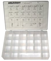 WeldCraft® Master Accessory Kit Boxes
