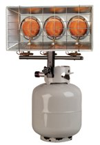 Portable Propane Radiant Heaters