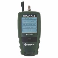 Greenlee® Data and Video Wiring Testers