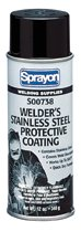 Welder's Stainless Steel Protective Coatings