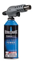 BernzOmatic® POWERCELL™ Trigger Start Torch Kits