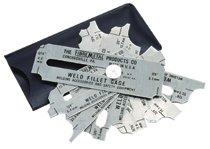Fibre-Metal Weld Fillet Gages