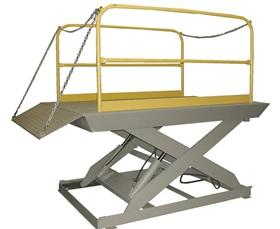 PIT-MOUNTED DOCK LIFTS