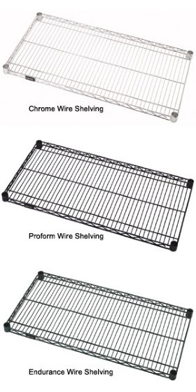 Wire Shelves - Wire Shelf