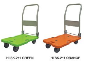 """COLORFULNESS"" PLATFORM CART"
