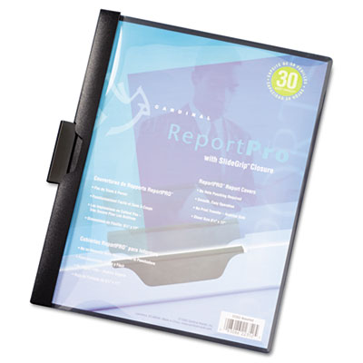Cardinal® ReportPro™ SlideGrip™ Report Cover
