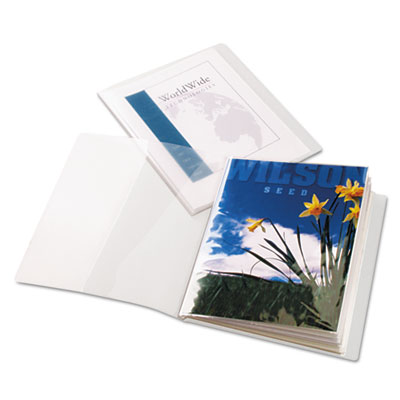 Cardinal® ClearThru™ ShowFile™ Presentation Book