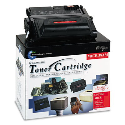Image Excellence® CTG38M Remanufactured Toner Cartridge
