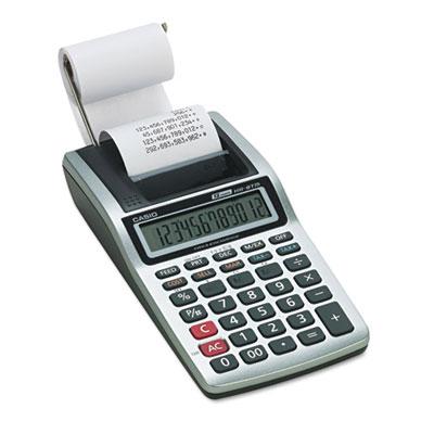 Casio® HR-8TM Handheld Portable Printing Calculator