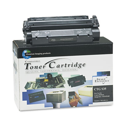 Image Excellence® CTGS35 Remanufactured Toner Cartridge