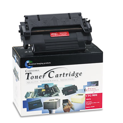 Image Excellence® CTG98M Remanufactured Toner Cartridge