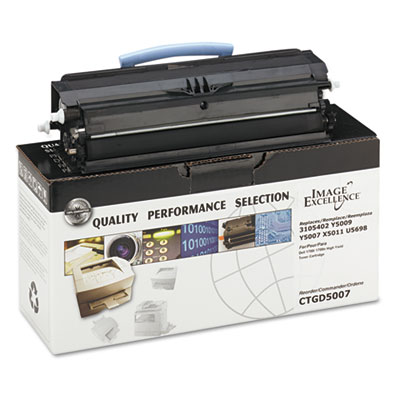 Image Excellence® CTGD5007 Remanufactured Toner Cartridge