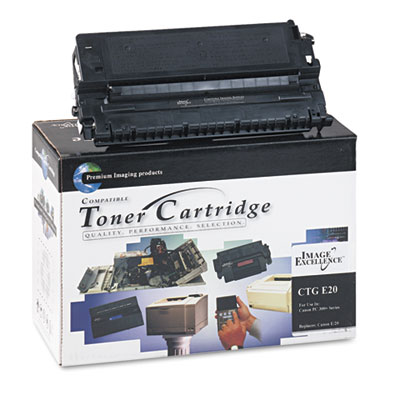 Image Excellence® CTGE20 Remanufactured Toner Cartridge