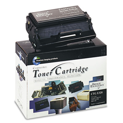 Image Excellence® CTGE320 Remanufactured Toner Cartridge