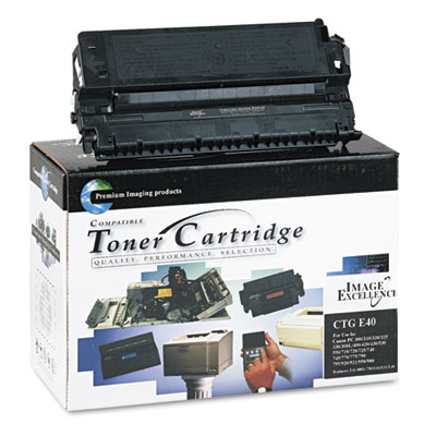 Image Excellence® CTGE40 Remanufactured Toner Cartridge