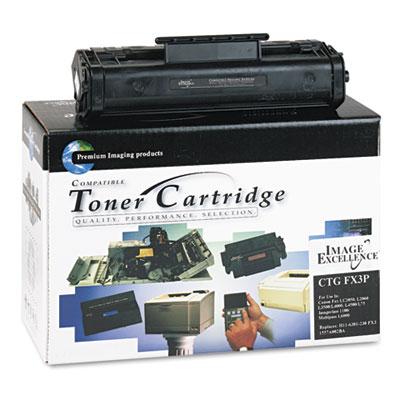 Image Excellence® CTGFX3P Remanufactured Toner Cartridge