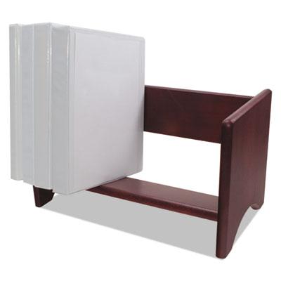 Carver™ Wood Binder Rack