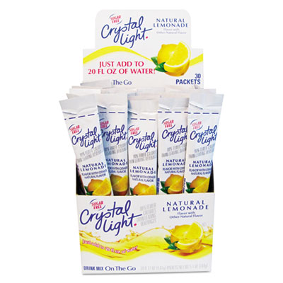Crystal Light® Flavored Drink Mix