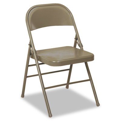 Cosco® All Steel Series Folding Chair