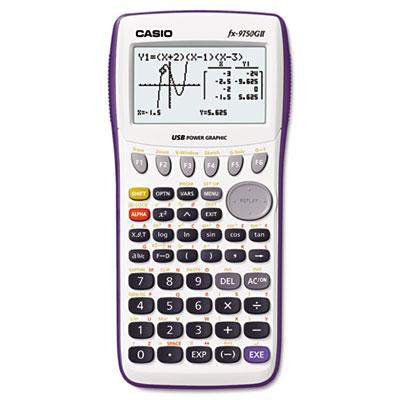 Casio® 9750GII Graphing Calculator