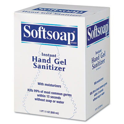 Softsoap® Instant Hand Gel Sanitizer Refill