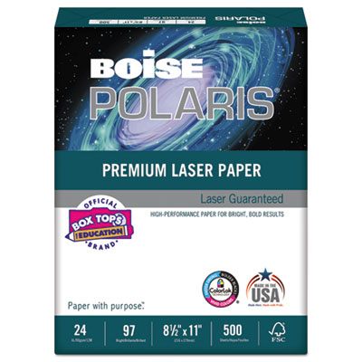 Boise® POLARIS™ Premium Laser Paper