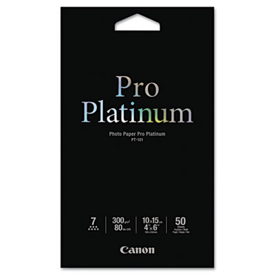 Canon® Photo Paper Pro Platinum