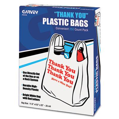 "Garvey® ""Thank You"" Bags"