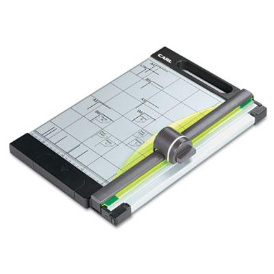 CARL® Green Machine Professional 15-Sheet Rotary Trimmer