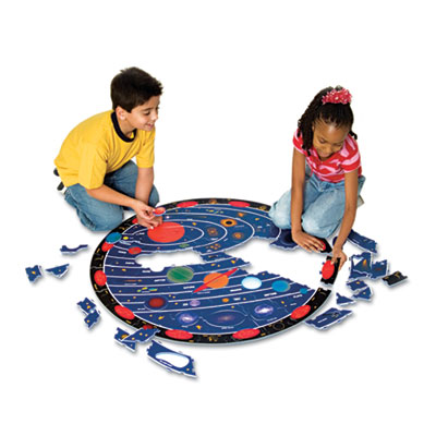 Chenille Kraft® WonderFoam® Solar System Floor Puzzle