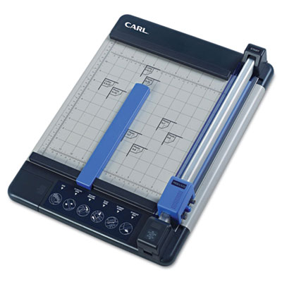 CARL® Bidex Heavy-Duty 20-Sheet Rotary Trimmer