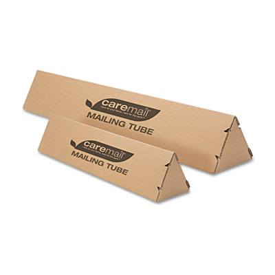 Caremail® Triangular Mailing Tubes