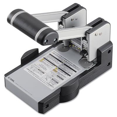 CARL® XHC-2100 Extra Heavy-Duty Two-Hole Punch