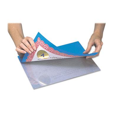 C-Line® Cleer Adheer® Self-Adhesive Laminating Film