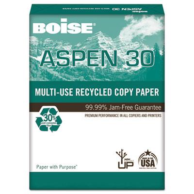Boise® ASPEN® 30 Multi-Use Recycled Paper