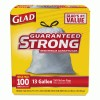 Glad® Tall Kitchen Drawstring Trash Bags