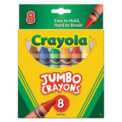 Crayola® Jumbo Crayola® Crayons