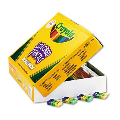 Crayola® Color Pencil Classpack® Set