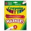Crayola® Non-Washable Marker