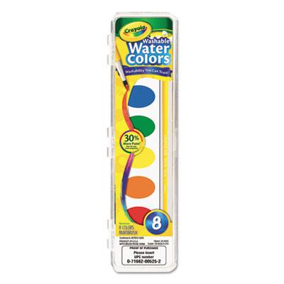 Crayola® Washable Watercolor Paint