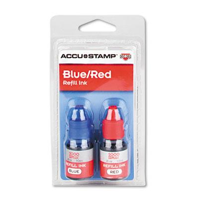 COSCO ACCU•STAMP® Gel Ink Refill