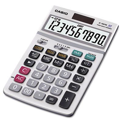 Casio® JF100MS Desktop Calculator