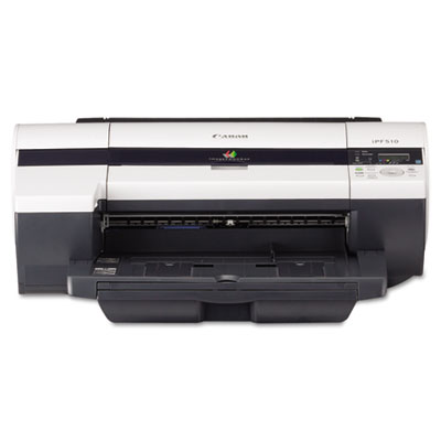 Canon® imagePROGRAF® iPF510 Large-Format Inkjet Printer